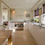 blat w kuchni - wykończenie